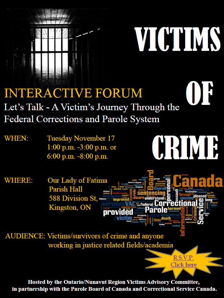 2015 Vac Symposium | Canadian Resource Centre for Victims of Crime